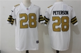 New Orleans Saints #28 White  NFL Jersey (13)