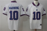 New York Giants #10 White NFL Jersey (3)