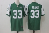 New York Jets #33 Green NFL Jersey (15)