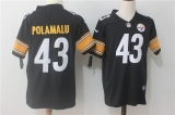 Pittsburgh Steelers #43 Black NFL Jerseys (31)