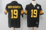 Pittsburgh Steelers #19 Black NFL Jerseys (38)