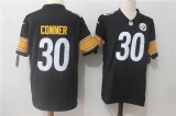 Pittsburgh Steelers #30 Black NFL Jerseys (49)
