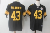 Pittsburgh Steelers #43 Black NFL Jerseys (59)