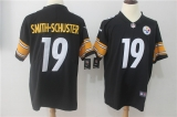 Pittsburgh Steelers #19 Black NFL Jerseys (61)