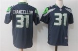 Seattle Seahawks #31 Blue NFL Jersey (6)