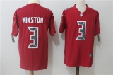 Tampa Bay Buccaneers #3 Red NFL Jersey (3)