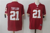 Washington Red Skins #21 Red NFL Jersey (3)