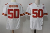 Kansas City Chiefs #50 White NFL Jersey (13)