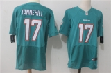 Miami Dolphins #17 Green NHL Jersey (19)