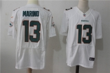Miami Dolphins #13 White NHL Jersey (20)