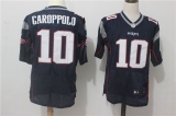 New England Patriots #10 Blue NFL Jersey (18)