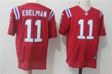 New England Patriots #11 Red NFL Jersey (19)
