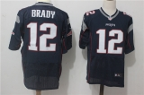 New England Patriots #12 Blue NFL Jersey (22)