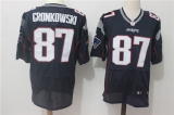 New England Patriots #87 Blue NFL Jersey (24)