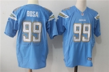 San Diego Charger #99 Blue NFL Jersey (9)