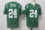New York Jets #24 Green NFL Jersey (3)