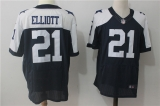 Dallas cowboys #21 Blue NFL Jersey (28)