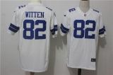 Dallas cowboys #82 White NFL Jersey (34)