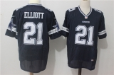 Dallas cowboys #21 Blue NFL Jersey (37)