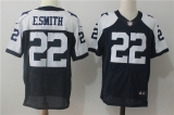 Dallas cowboys #22 Blue NFL Jersey (35)