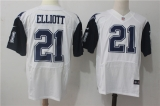 Dallas cowboys #21 White NFL Jersey (46)