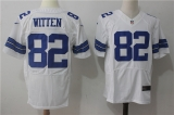 Dallas cowboys #82 White NFL Jersey (49)