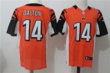 Cincinnati Bengals #14 Orange NFL Jersey (8)