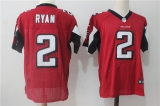 Atlanta Falcons #2 Red NFL Jersey (19)