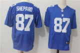 New York Giants #87 Blue NFL Jersey (18)