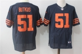 Chicago Bears #51 Blue NFL Jersey (14)