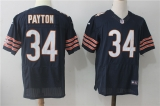 Chicago Bears #34 Blue NFL Jersey (18)
