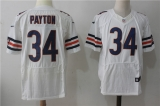 Chicago Bears #34 White NFL Jersey (19)