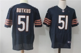 Chicago Bears #51 Blue NFL Jersey (25)