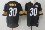 Pittsburgh Steelers #30 Black NFL Jerseys (69)