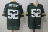 Green Bay Packers #52 Green NFL Jersey (30)
