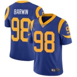 Nike Rams #98 Connor Barwin Royal Blue Alternate Men\'s Stitched NFL Vapor Untouchable Limited Jersey