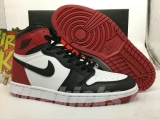 Perfect  Air Jordan 1 Men Shoes(top layer leather)-LY (2)