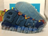 Super Max Perfect Nike Air More Uptempo Doernbecher Men Shoes(98%Authenic)-SY