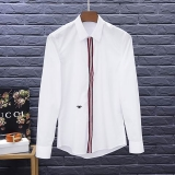 Dior long shirt man M-XXXXL(good quality) (4)