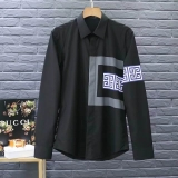 Givenchy long shirt man M-XXXXL(good quality) (2)