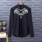 Givenchy long shirt man M-XXXXL(good quality) (4)
