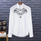 Givenchy long shirt man M-XXXXL(good quality) (5)