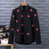 Givenchy long shirt man M-XXXXL(good quality) (8)