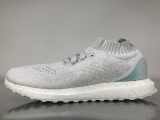 Authentic Adidas Ultra Boost Uncaged Deep sea Men and Women Shoes -LY