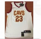 Nike Cleveland Cavaliers #23 NBA Jersey White