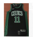 Nike Boston Celtics #11 NBA Jersey Black