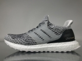 Authentic Adidas Ultra Boost 3.0 Oreo Men Shoes -LY