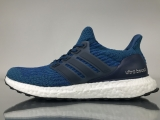Authentic Adidas Basf Ultra Boost 3.0 Royal Blue Men Shoes -LY
