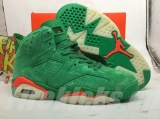 Perfect Air Jordan 6 Gatorade Men Shoes -SY(5)