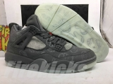 "Super Max Perfect KAWS x Air Jordan 4 ""Cool Grey"""